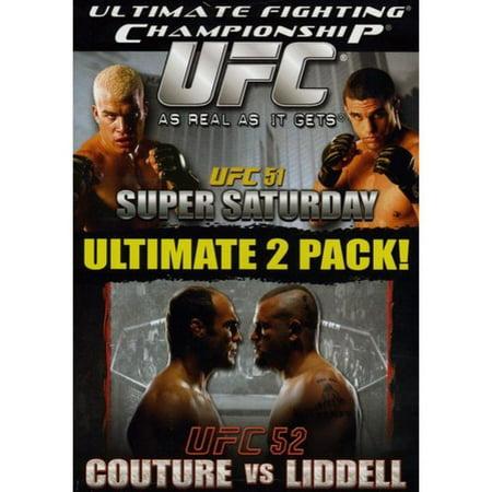Ultimate Fighting Championships: Vol. 51 - Super Saturday/Vol. 52 - Randy Couture vs Chuck