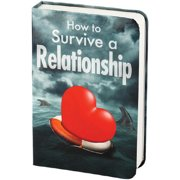 Barbuzzo How to Survive a Relationship Flask Set
