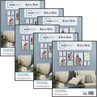 Mainstays Format Picture & Poster Frame, Black (Multiple Sizes)