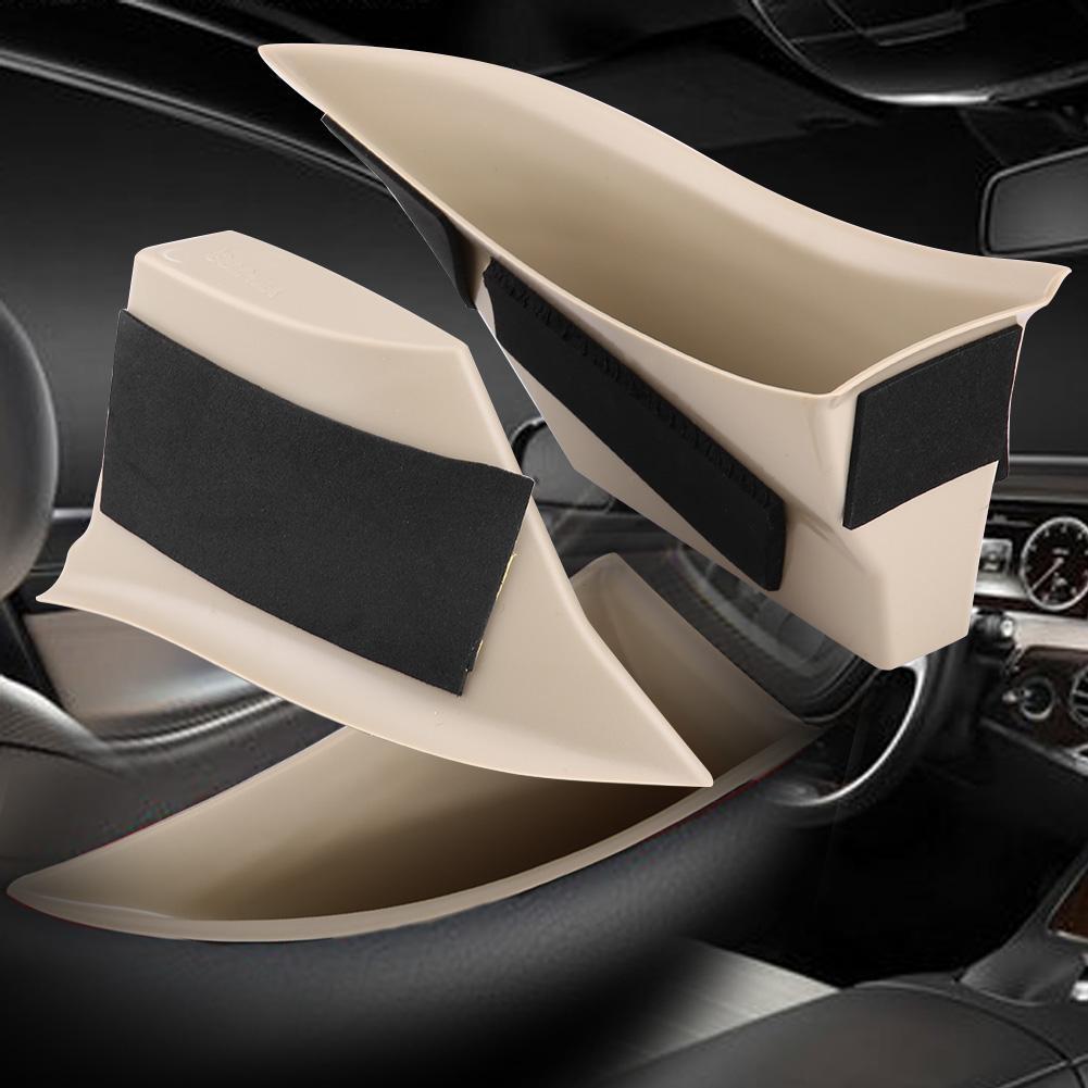 Interior Front Door Armrest Storage Box for Mercedes-Benz S-Class W222 2014-2018