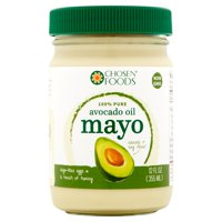 Chosen Foods Mayo Avocado Oil,12 Oz (Pack Of 6)