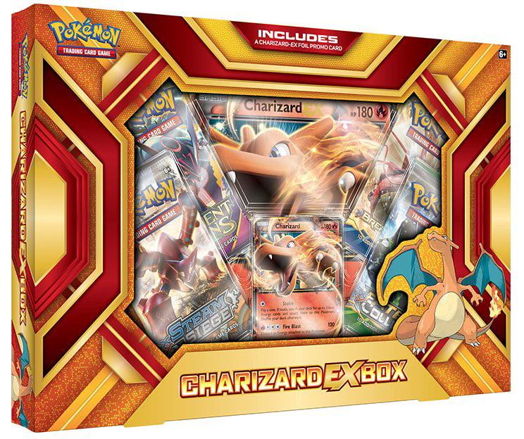 Pokemon Charizard-EX Fire Blast Box by Pokemon