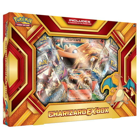 Ex Deoxys Pokemon Card - Pokemon Charizard-EX Fire Blast Box