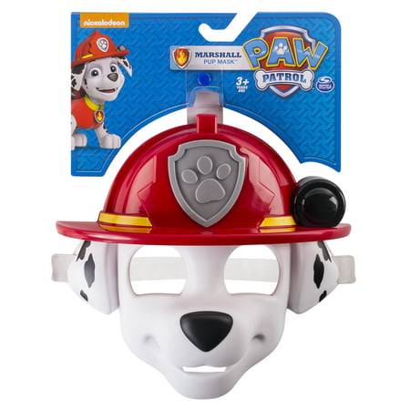 Paw Patrol - Pup Mask - Marshall](Paw Patrol Masks)