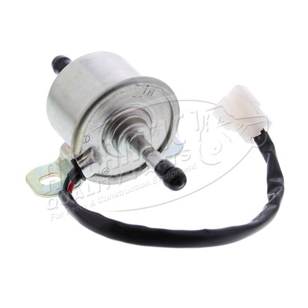 AM876265 Diesel 12V Electric Fuel Pump For M108 Kubota R1401-51352 R1401-51350, Bobcat 435 Excavator 6684852 Kubota Excavator Parts