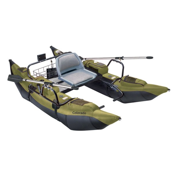 Classic Accessories Colorado Pontoon Boat