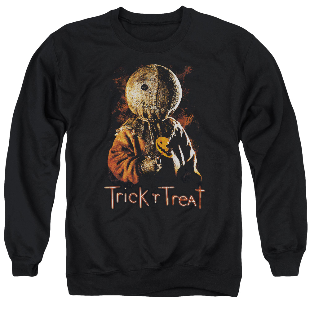 Trick R Treat Sucker Mens Crewneck Sweatshirt