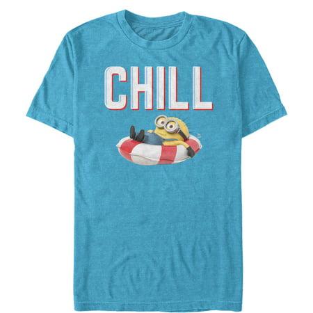 Despicable Me Men's Minions Chill Floatie T-Shirt - Walmart Minions
