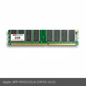 Pc 3200 Dual Channel (DMS Compatible/Replacement for Apple M9652G/A Power Mac G5 Dual 2GHz (M9032LL/A) 128MB  DMS Certified Memory DDR PC3200 400MHz 32x64 CL3  2.5v 184 Pin DIMM -)