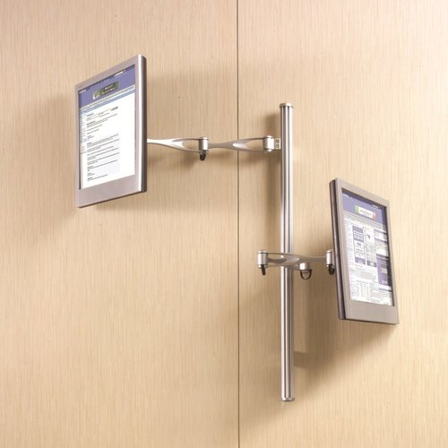 Cotytech Double Extending Arm/Tilt/Swivel Wall Mount for LCD