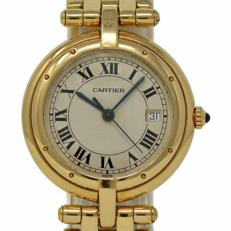 Pre-Owned Cartier Panthere De Cartier 83964059 Gold Women Watch (Certified Authentic & Warranty)