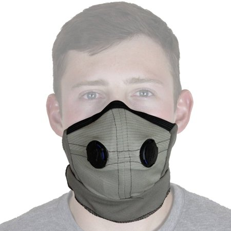 Pro Series Rider Dust Mask, Extra Large (Emergency Costumes)