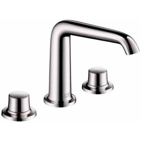 Hansgrohe Axor 19141001 Bouroullec Bathroom Faucet Widespread Faucet with Knob Handles, Chrome