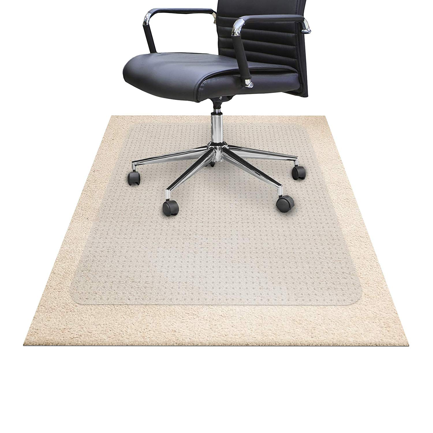 Picture of: Office Chair Mat With Nail For Hardwood Floor Mats For Floor Office Desk Chair Floor Mats For Office Rectangle Durable Pvc Floor Protection Mat Avoid Slipping 35 X 47 X 0 08 S10362
