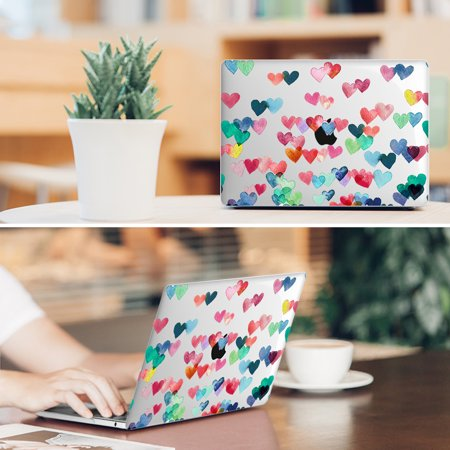 For MacBook Pro 13 Case 2017 & 2016 - Protective Snap On Hard Shell Cover Newest 13-inch MacBook A1706/A1708 Heart - image 4 of 6