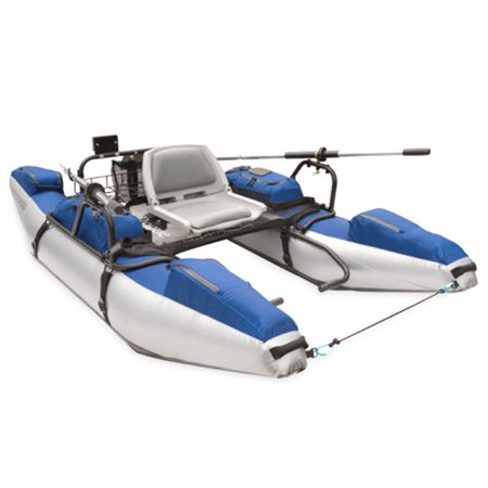 Classic accessories unlimited rogue 9 39 pontoon fishing for Fishing pontoon boat reviews
