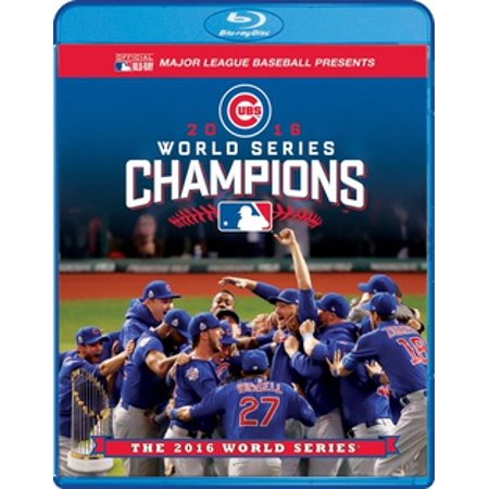 MLB: 2016 World Series (Blu-ray)