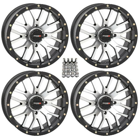 System 3 ST-3 Machined ATV Wheels 18