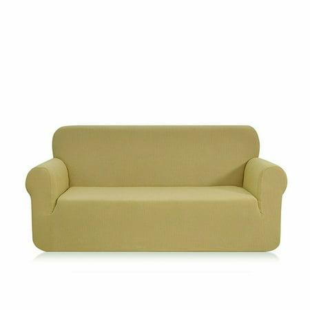 High Stretch Jacquard Lycra Sofa Cover Slipcover Soft