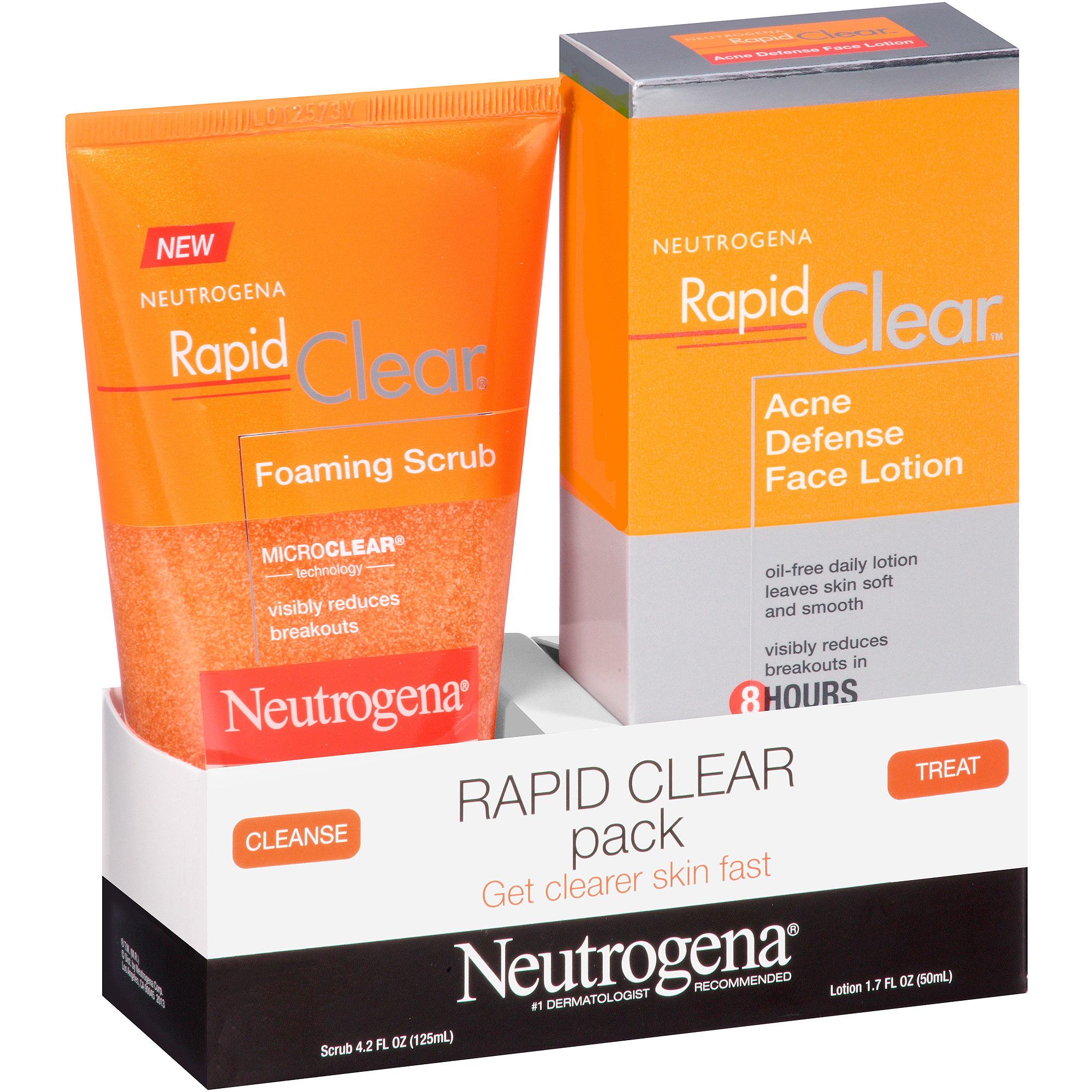 Image result for neutrogena rapid clear