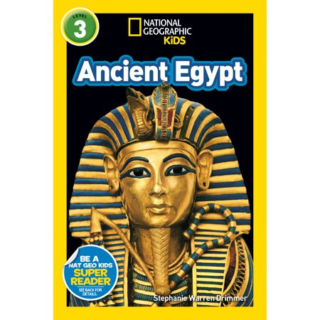 Egyptians Kid Kit (National Geographic Kids Readers: Ancient Egypt)