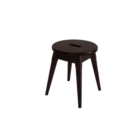 Sensational Arendal Solid Wood Round Stool Andrewgaddart Wooden Chair Designs For Living Room Andrewgaddartcom
