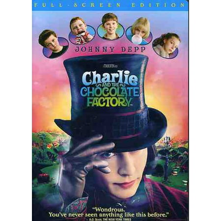 Charlie And The Chocolate Factory Full Screen