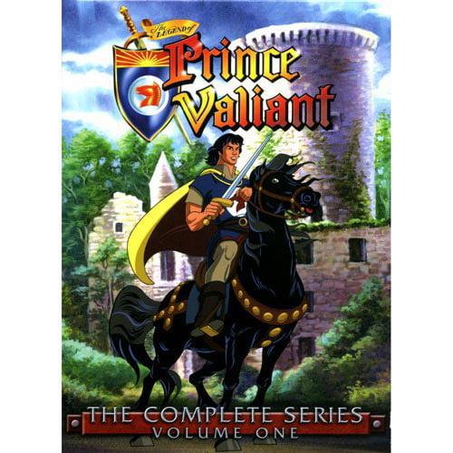Legend of Prince Valiant: The Complete Series, Vol. 1 [5 Discs]