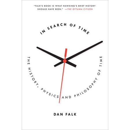In Search Of Time  The History  Physics And Philosophy Of Time