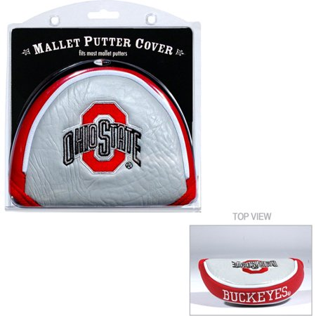 Team Golf NCAA Ohio State Golf Mallet Putter Cover ()