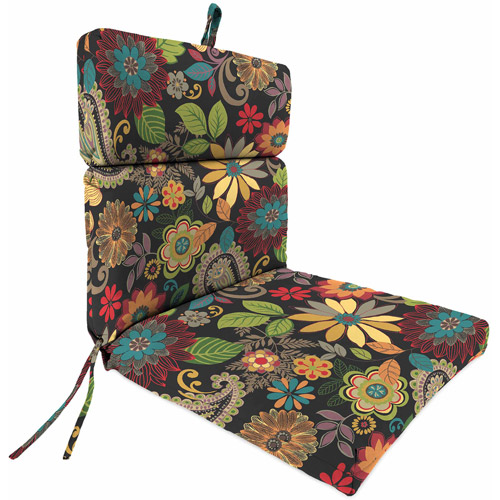 jordan manufacturing outdoor patio chair cushion - walmart