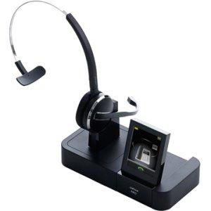 Pro Wireless Headset System - Jabra Pro 9460 Mono Wireless Over-the-Head Headset