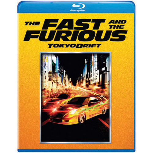 The Fast And The Furious: Tokyo Drift (Blu-ray) (With INSTAWATCH) (Widescreen)