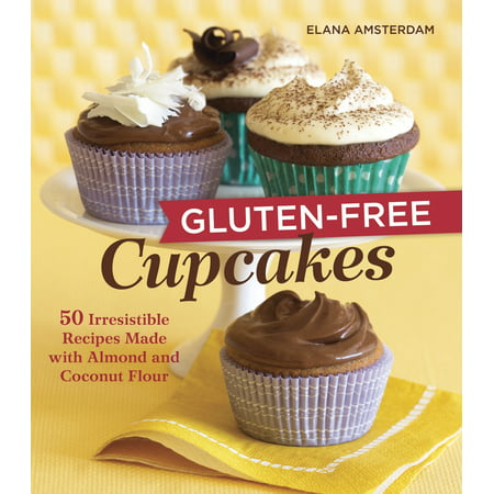 Gluten-Free Cupcakes : 50 Irresistible Recipes Made with Almond and Coconut Flour - Halloween Chocolate Cupcakes Recipes