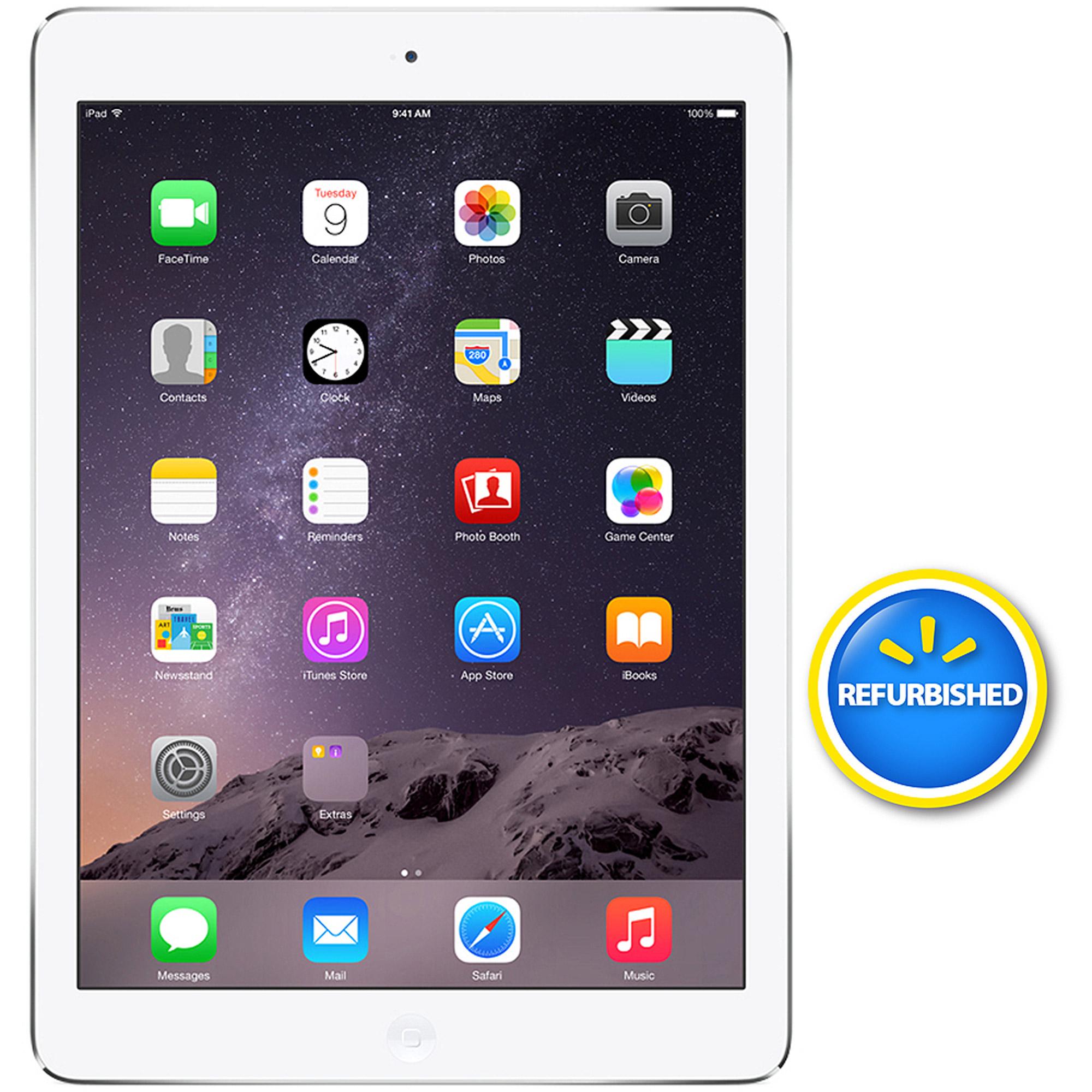 Apple iPad Air 32GB Wi-Fi, Gold Refurbished