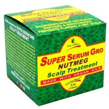Deity Super Gro Nutmeg Scalp - Africas Best Super Gro