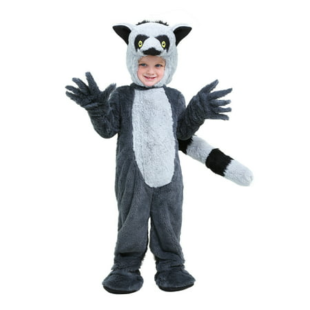 Lemur Costume for Toddlers](Lemur Costume)