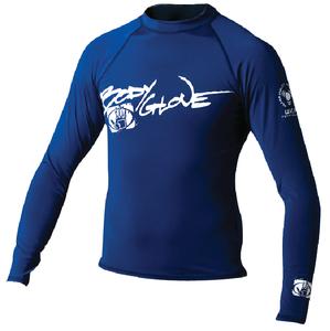Basic Long Sleeve Lycra Shirt XS 1211-XS-CC