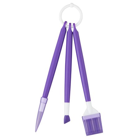 Wilton Cookie Decorating Tool Set, 3-Piece Cookie Decorating Supplies - Cookie Decorating Tools