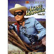 The Lone Ranger: Volume 2 by ALPHA VIDEO DISTRIBUTORS