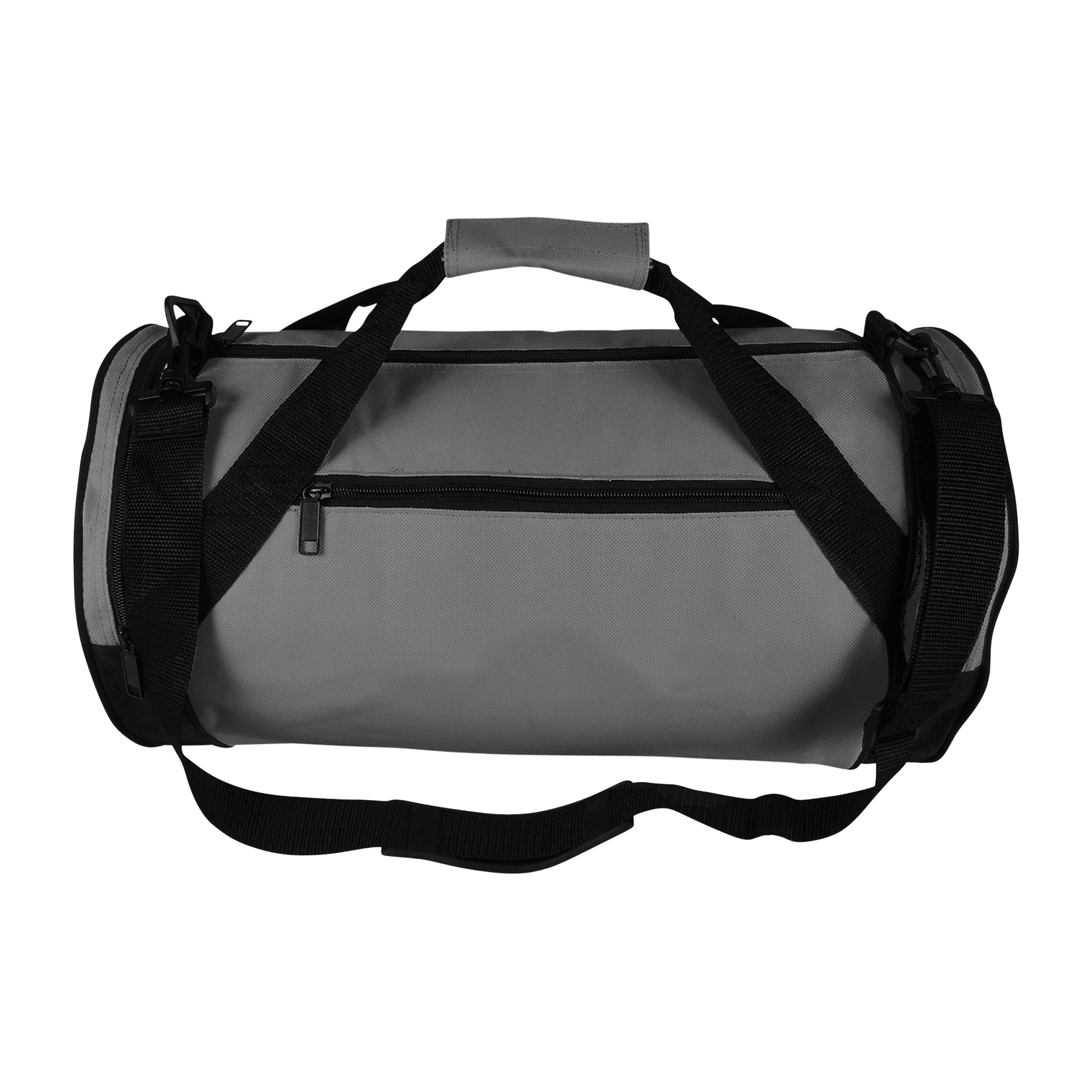 Color Wave Round Duffel Sports Bags Travel Gym Fitness Bag