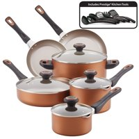 Deals on Farberware 16-Piece Nonstick Pots and Pans Se