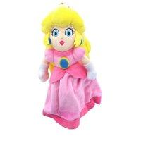 Super Mario All Star Collection 10 Inch Plush | Princess Peach