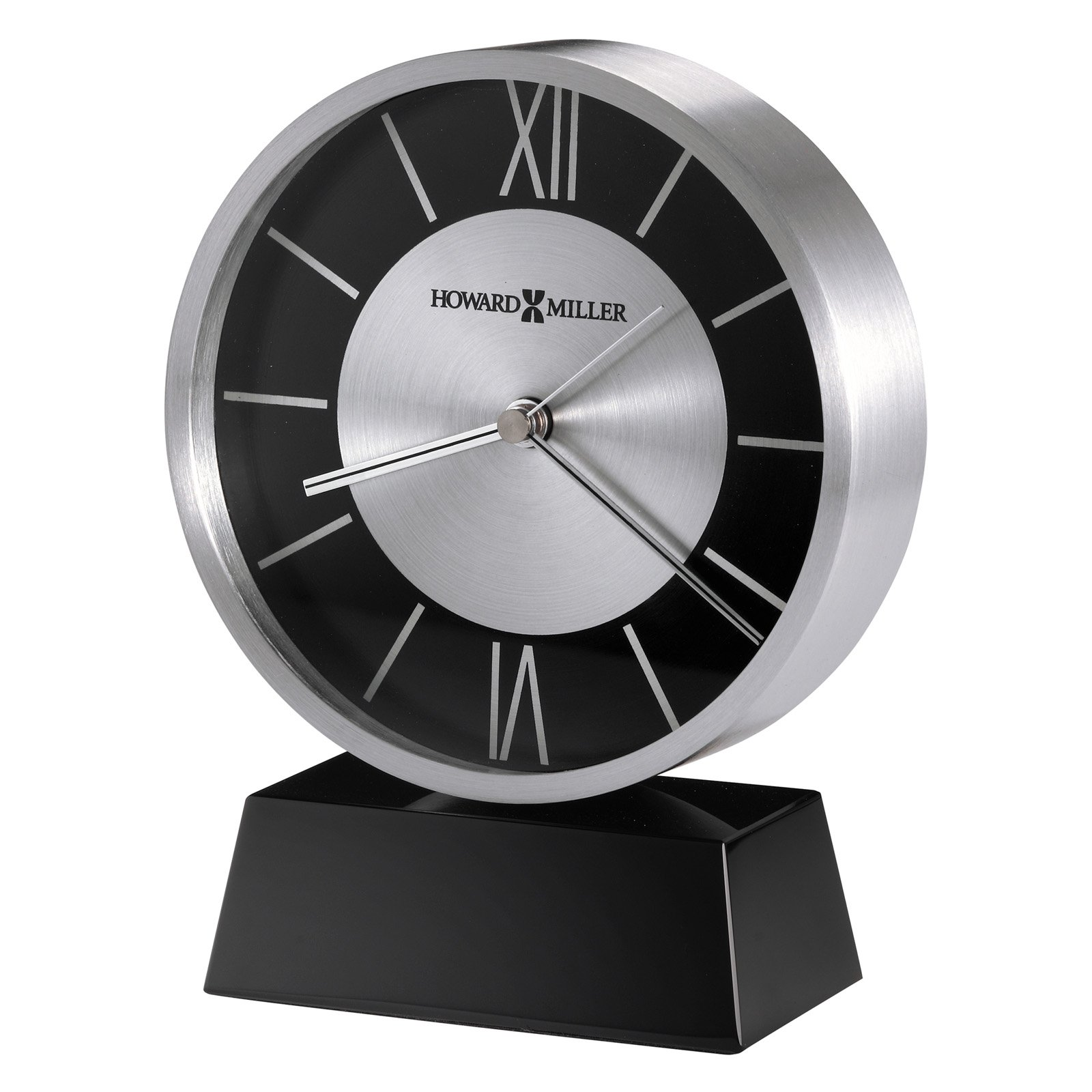 Howard Miller 5.25 in. Davis Desk Clock by Howard Miller