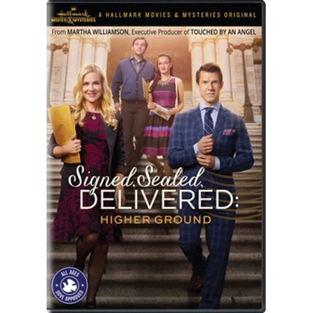 Signed, Sealed, Delivered: Higher Ground (DVD)