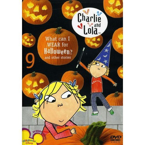 Charlie And Lola, Vol. 9: What Can I Wear For Halloween? (Widescreen)