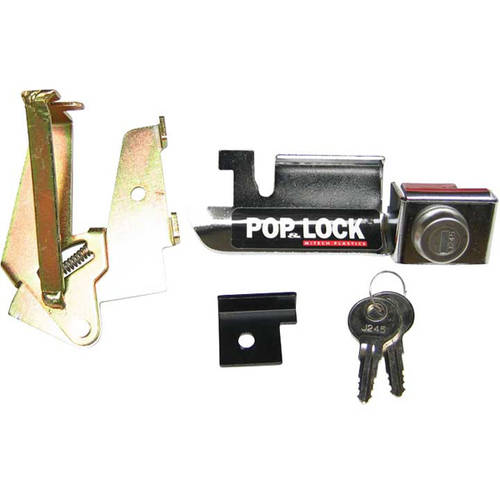 93-14 Ranger/87-96 Ford FS (with Metal Tailgate Handle) C...