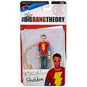 Big Bang Theory Sheldon, Shazam