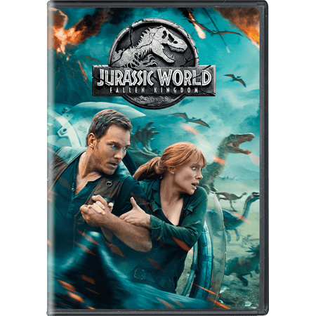 Jurassic World: Fallen Kingdom (DVD) ()