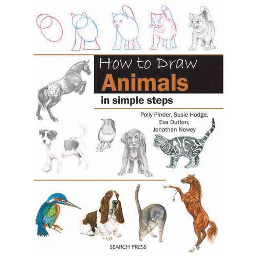 How to Draw Animals In Simple Steps